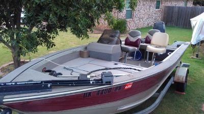 Tracker Aluminum Boat