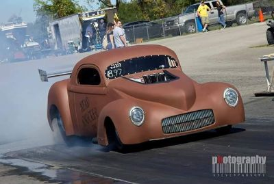 41 WILLYS DRAG RACE BODY
