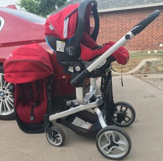 Reduced-Teutonia Stroller (PCSing...Must sell)