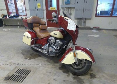 2016 Indian Motorcycle Co. ROADMASTER