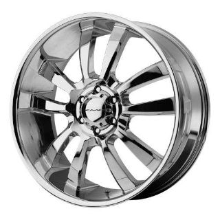 Sell KMC Skitch 22 x 9, 5 x 150 35 Offset Chrome (1) Wheel/Rim motorcycle in Kent, Washington, US, for US $379.00