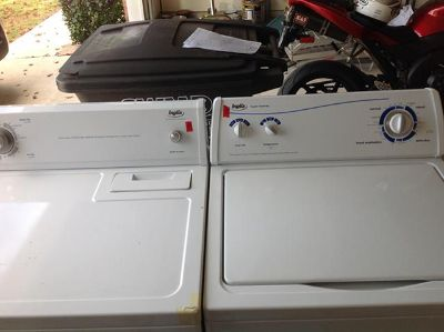 $300, Washer and dryer set for sale $300