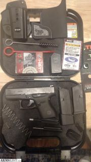 For Sale: Glock G43 9mm