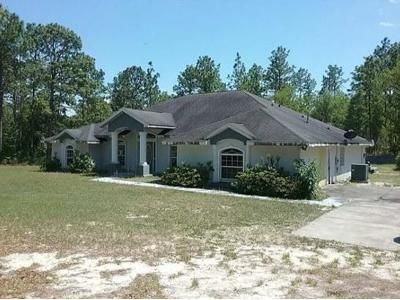 4 Bed 3 Bath Foreclosure Property in Dunnellon, FL 34432 - SW 78th Pl