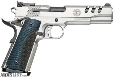 For Sale: ***FACTORY NEW/UNFIRED*** Smith & Wesson SW1911 45 ACP Performance Center with Ported Slide