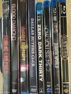 DVD s and Blu-Ray Movies