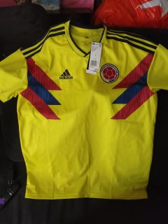 2018 Colombia Jersey