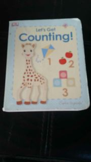 Let's Go Counting board book
