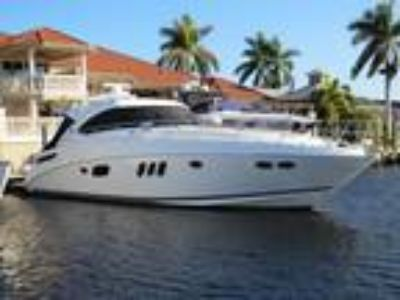 54' Sea Ray 540 SUNDANCER ZEUS 2011