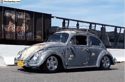 1960 VW BUG, HEADTURNER READY TO ENJOY