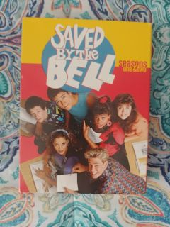 Saved by the bell dvd seasons 1 and 2