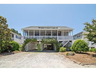 4 Bed 3 Bath Foreclosure Property in Sunset Beach, NC 28468 - 6th St