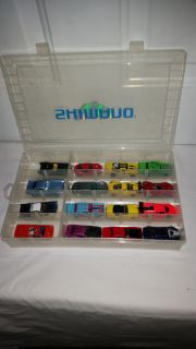Case of 16 great cars. All for $8