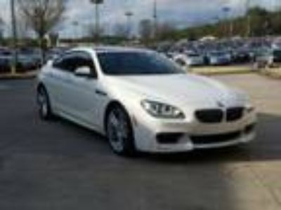 2014 BMW 640 XI Gran Coupe