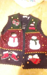Christmas Sweater Vest (Swap Only)