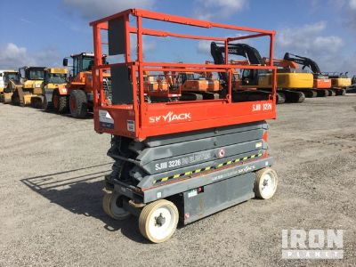 2014 Skyjack SJIII3226 Electric Scissor Lift