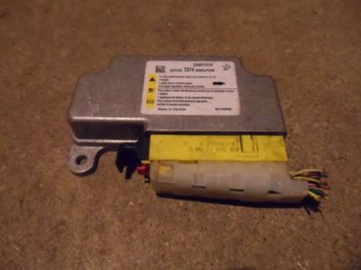 Find CHEVROLET AND GM AIRBAG CONTROL MODULE UNIT OEM motorcycle in Detroit, Michigan, United States, for US $20.00