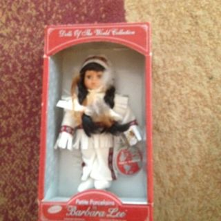 Doll of the World Collection Barbara Lee