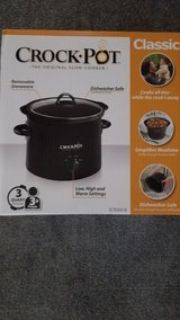 CROCK POT, 3 qt.