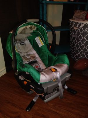 Baby Car Seat & Stroller - used