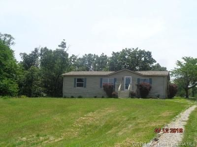 3 Bed 2 Bath Foreclosure Property in Otisco, IN 47163 - Seatick Rd