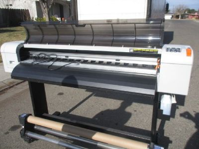 "Mutoh ValueJet 1324X 54"" Printer RTR#7121108-01"