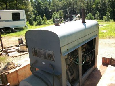 LINCOLN SA-200 SHORTHOOD PIPELINE WELDER (reduced again)