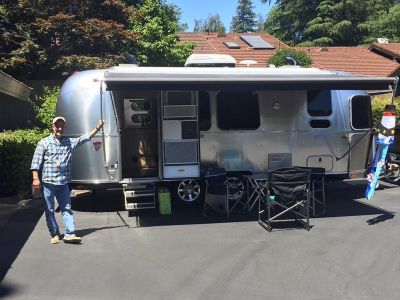 2017 Airstream Flying Cloud 23FB Queen