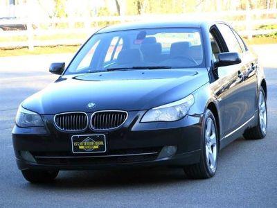 2008 BMW 5-Series 535xi (Black)