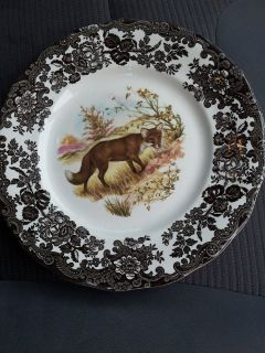 Palissy Royal Worcester Group Game - Red Fox