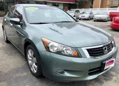 2008 Honda Accord EX-L (Mystic Green Metallic)