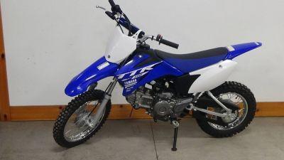 2018 Yamaha TT-R110E Motorcycle Off Road Bennington, VT