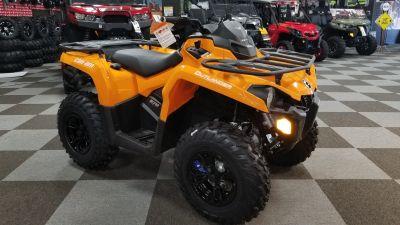2018 Can-Am Outlander DPS 570 Utility ATVs Jesup, GA