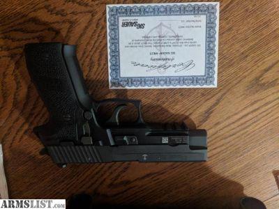 For Sale: Sig MK-25 226 9mm