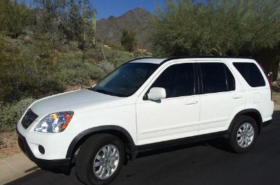 $2,543, Clean Loaded 2006 Honda CR-V