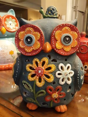 New cracker Barrel owl