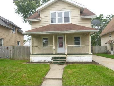3 Bed 1 Bath Foreclosure Property in Toledo, OH 43605 - Albert St
