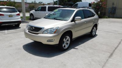 2008 Lexus RX 350 Base (Tan)