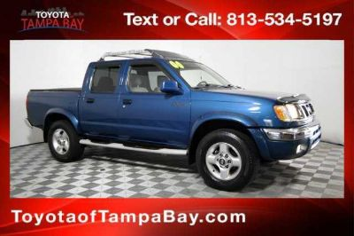 2000 Nissan Frontier 2WD SE