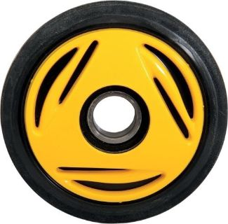 Buy Colored Idler Wheel 135mm (No Insert) Yellow SkiDoo Summit 800 X R0135F-2-401A motorcycle in Loudon, Tennessee, United States, for US $23.95