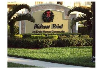 Gorgeous Melrose Point Town-home in West Miramar