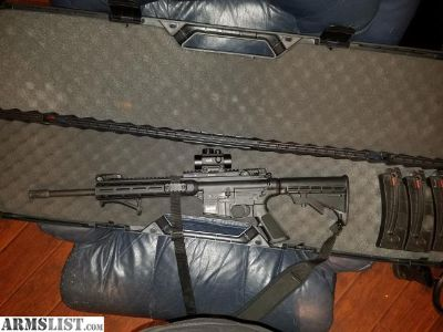 For Sale: Smith &Wesson M&P 15-22