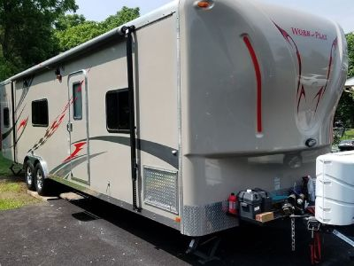 By Owner! 2013 30 ft. Forest River Work and Play Toy Hauler