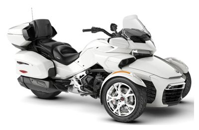 2019 Can-Am Spyder F3 Limited 3 Wheel Motorcycle Oakdale, NY
