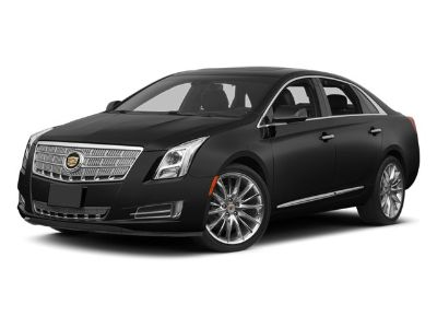 2013 Cadillac XTS Premium Collection (Crystal Red Tintcoat)