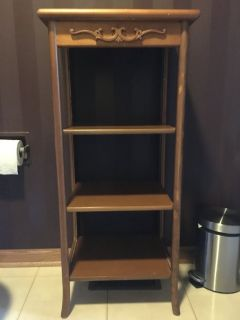 Small bookcase/shelving/plant stand