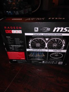 Msi Rx 580