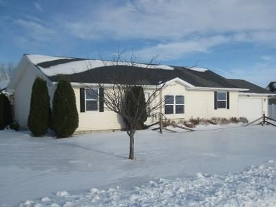 4 Bed 2 Bath Foreclosure Property in Willmar, MN 56201 - Williams Pkwy SW