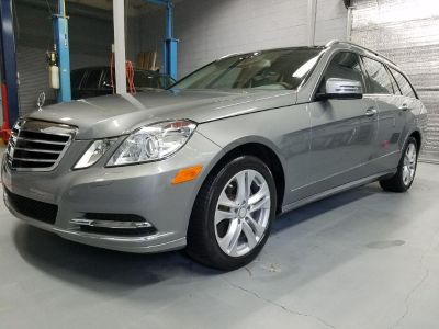 2011 Mercedes-Benz E 350 Wagon Luxury