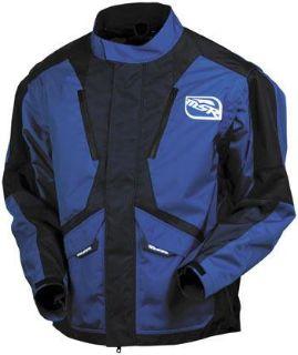 Sell MSR Trans Jak XL Dirt Bike Blue Jacket Enduro Dual Sport ATV MX motorcycle in Ashton, Illinois, US, for US $107.96